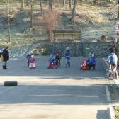Motorversennyel az új évbe