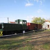 A megszépült mozdony