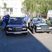 Autós ügyességi és Rally Show
