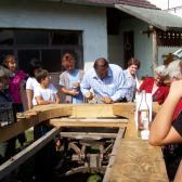 Kulturális Örökség napja_a fafaragó mesternél