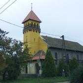 Református templom felújítása