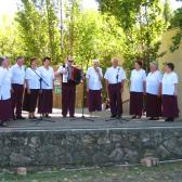 Rozmaring Népdalkör a Falunapon