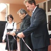 Új Iskola felújítás, nyílászáró csere